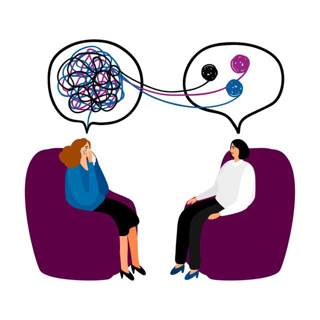 Es la Terapia cognitivo conductual la mejor opción para la ansiedad?