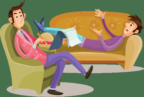 Cómo trabaja la terapia cognitivo conductual