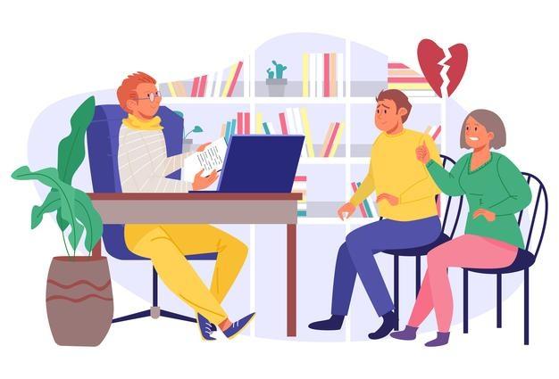 ¿Necesitas Terapia de pareja online?